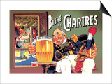 Biere de Chartres Plakater af Eugene Oge