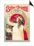 Bitter Oriental Posters by Privat Livemont