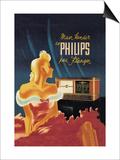 Man Kender En Philips Paa Klangen Print
