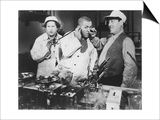 The Three Stooges: Check Up Time Prints