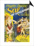 Sal of Singapore Print
