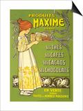 Produits Maxime Posters