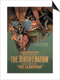 The Birth of a Nation Art