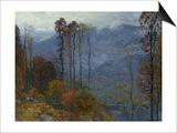 Mount Chocorua, 1904 Posters by John Joseph Enneking