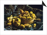 Earthen Bowls Prints by Vincent van Gogh