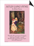 Auld Langs Syne Poster