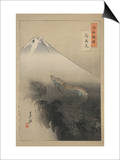 Dragon Rising to the Heavens Prints by Ogata Gekko