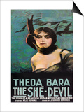 The She Devil Prints