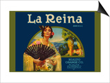 La Reina Posters by  Western Lithograph Co