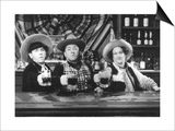 The Three Stooges: For Duty and Humanity! Prints