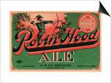 Robin Hood Ale Posters