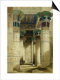 Egyptian View Prints by David Roberts