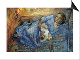 Rake Prints by Vincent van Gogh