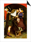 The Order of Release 1746 Prints by John Everett Millais