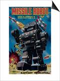 Missile Robot Prints