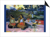 Nave Nave Moe Prints by Paul Gauguin