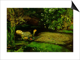 Ophelia Art by John Everett Millais
