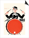 Deco Drummer Posters