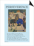 Perseverence Poster
