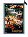 One of Thurston's Astounding Mysteries: Levitation Prints