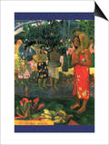 La Orana Maria Posters by Paul Gauguin