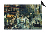Cliff Dwellers Posters by George Bellows