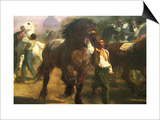 The Horse Fair Prints by Rosa Bonheur