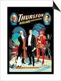 Thurston, Kellar's Successor Posters