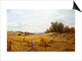 Harvest Time Art by Alfred Augustus Glendening II