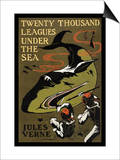 Twenty Thousand Leagues Under The Sea Prints