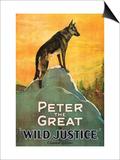 Wild Justice Prints
