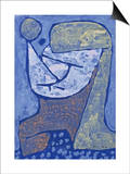 Gezcidinetes Madchen Posters by Paul Klee