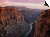 Colorado River in the Grand Canyon Art by Danny Lehman