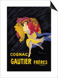 Cognac Gautier Freres Prints by Leonetto Cappiello