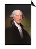 George Washington Posters by Gilbert Stewart
