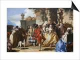 Dance in the Country Prints by Giovanni Tiepolo
