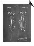 Paper Clip Patent Posters