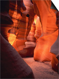 Antelope Canyon in Arizona - USA Prints by Roland Gerth