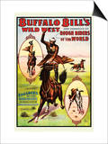 Buffalo Bills Wild West - Cossacks Poster by  Norman Studios