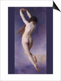 The Lost Pleiad Posters by William Adolphe Bouguereau