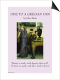 Ode To a Grecian Urn Poster