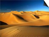 Sand Dunes in Sahara Prints by Kazuyoshi Nomachi