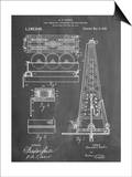 Drilling Rig Patent Print