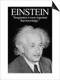 Einstein Art by Wilbur Pierce