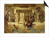 The Ramparts of God's House Prints by John Melhuish Strudwick