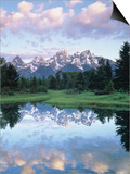 Grand Teton National Park, Wyoming, USA Posters by Christopher Talbot Frank