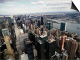 Midtown Manhattan Prints by David Jay Zimmerman