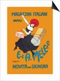 Magazzini Italiani Posters by Leonetto Cappiello