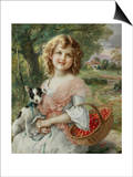 The Cherry Pickers Posters by Emile Vernon