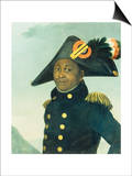 Portrait of Toussaint Louverture. Giradin, 1913 Prints